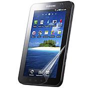 Silver Diamond Screen Protector voor Samsung Galaxy Tab P1000