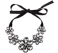 Black Choker Necklaces Party Jewelry