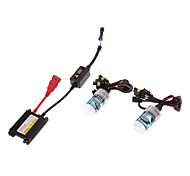 12V 35W 9006 HID-Xenon-Lampe Conversion Kit Set (AC 12V dünne Drossel)