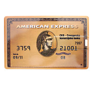 Brown Card Typed CompactFlash Memory Cards 8G