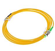 Cabo de fibra óptica, FC / FC-APC, Single Mode - 3 metros (9/125 Type)