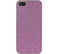 For iPhone 5 Case Other Case Back Cover Case Glitter Shine Hard PCiPhone 7 Plus / iPhone 7 / iPhone 6s Plus/6 Plus / iPhone 6s/6 / iPhone