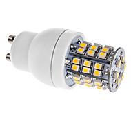 3W GU10 LED a pannocchia T 48 SMD 3528 170 lm Bianco caldo AC 110-130 / AC 220-240 V