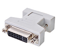 DVI24+5 to VGA F/M Adapter