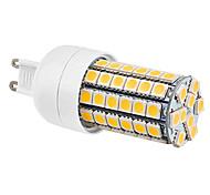 Bombillas LED de Mazorca G9 7W 69 SMD 5050 630 LM Blanco Cálido AC 100-240 V