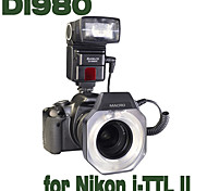 Emoblitz Di980N Dual Intelligent Speedlight for Nikon i-TTL D7000 D700 D300 D90