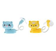 Cat Shaped USB Minitischplattensuperventilator (zufällige Farbe)