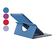 Diamond Rotating PU Leather Case w/ Stand for iPad mini 3, iPad mini 2, iPad mini (Assorted Colors)