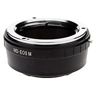 Minolta MD Objektiv auf Canon EOS EF Body Mount Adapter