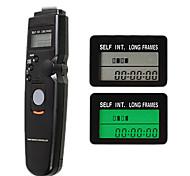 LCD Timer Fernauslöser für Canon EOS 550D 500D 450D 400D