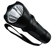 Portable à vélo lampe de poche LED avec support de lampe (3W)