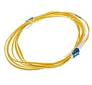 cabo de fibra óptica, lc / lc-upc, monomodo, duplex - 3 metros (9/125 de tipo)