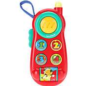 Mobile Phone Style Music Toy (Random Color)