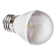 1W E26/E27 LED Globe Bulbs A50 7 SMD 5050 170 lm Warm White AC 220-240 V