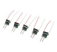 MR16 4x1W LED Driver(5/Pack)