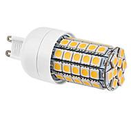 E14 / G9 / E26/E27 6 W 59 SMD 5050 540 LM Warm White / Cool White / Natural White T Corn Bulbs AC 220-240 V