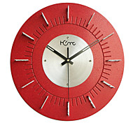 """15.4""""H Number Style Wall Clock"""