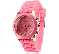 Women's and Children's Silicone Analog Quartz Wrist Watch (Assorted Colors) Cool Watches Unique Watches