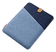 Ultra thin Blue Pure Cotton Denim Case for iPad mini 3, iPad mini 2, iPad mini