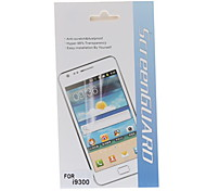 3-IN-1 HD Screen Protector With Cleaning Cloth for Samsung Galaxy S3 I9300
