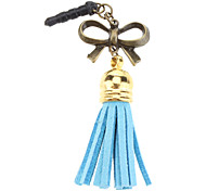 Tassel Pattern Anti-Dust Plug for iPad and iPhone (Assorted Colors)