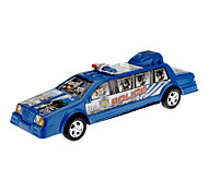 Pull Back and Go Police Car Model Toy