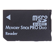 Micro SD/TF Memory Stick PRO Duo Reader