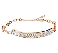 High-grade Diamond ID Bracelet