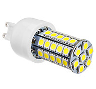 5W G9 LED Corn Lights T 47 SMD 5050 480 lm Natural White AC 220-240 V