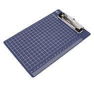 18cm Blue Plastic WordPad with Rule