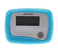 Outdoor Mini Portable Plastic Fitness Pedometer(Assorted Colors)