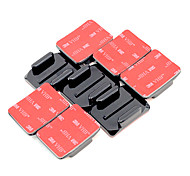 Innovative 3M VHB 4991 Adhesive Backing Ensures the Mounts Stay Put(6Pcs)