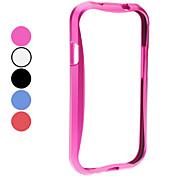 For Samsung Galaxy Case Shockproof Case Bumper Case Solid Color Metal Samsung S3