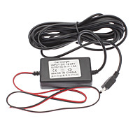 Car Charger Cable for GPS GSM Tracker TK102 + Hard Wire