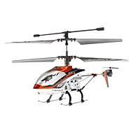 JXD 340 4 Channel Metal Mini Remote Control Helicopter with Gyro & LED (6xAA)