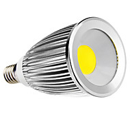 E14/E27 7W 450-500LM Warm/Natural White COB LED Spot Bulb (110-240V)