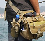 Sac / taille Tackle multifonctionnel sac de pêche