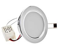 """3"""" 5W 30x2835SMD 300-330LM 5800-6500K Natural White Light LED Ceiling Bulb (110-240V)"""