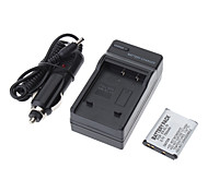 For Nikon CoolPix S4100 Digital Camera EN-EL 19 Battery with Charger