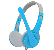 SENICC ST-317 On-Ear Gaming Headphone para PC / iPod