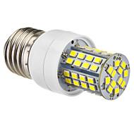 E27 5W 60x2385SMD 450 500LM 5800-6500K naturel ampoule LED de maïs blanc (220-240V)