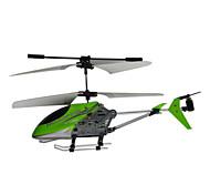 mini afstandsbediening helikopter met gyroscoop (willekeurige kleur)
