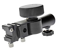 Universal Swivel Flash Stand Holder for Lamp and Camera