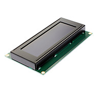 "(For Arduino) Compatible 80 Character 3.1"" LCD Display Module - Green"