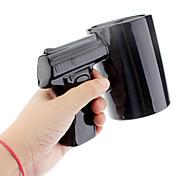 Gun Style Handle Ceramic Cup