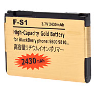 2430mAh PDA Battery Pack for Blackberry 9800/9810 (3.7V)