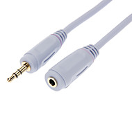 3.5mm Male to Female Audio Cable (1M)