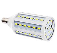 daiwl e14 7w 60x5630smd 560-630lm 5500-6500K luz blanca natural bombilla LED de maíz (220-240v)