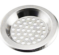 Stainless Sink Garbage Strainer(2 PCS,5.7X4.8/4.4X3.6)