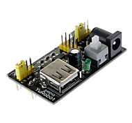 MB102 Tagliere 3,3 V / 5 V Power Supply Module - Nero
